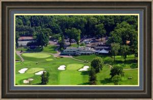 Aerial photography tour of the Sunnybrook Golf Club