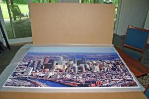 Big Art Large Format Prints Skyline Aerial Photographs